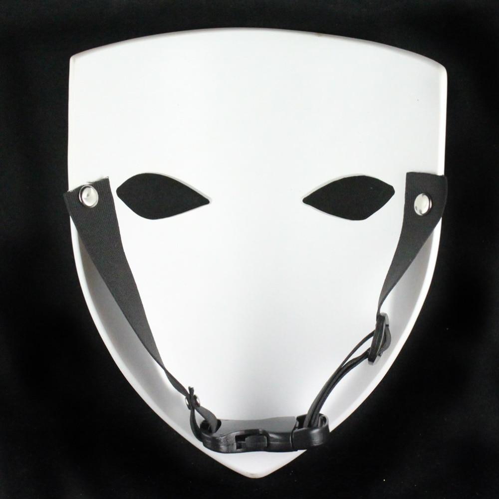 Halloween Party Prom Movie Darker Than Black Resin mask original ...