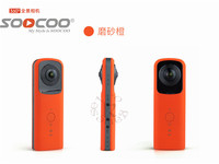 360 Camera VR Camera Handheld Support WiFi Dual 210 HD Wide Angle FishEye Lens 1920 * 960 30fps Panoramic Driving VR Action Cam
