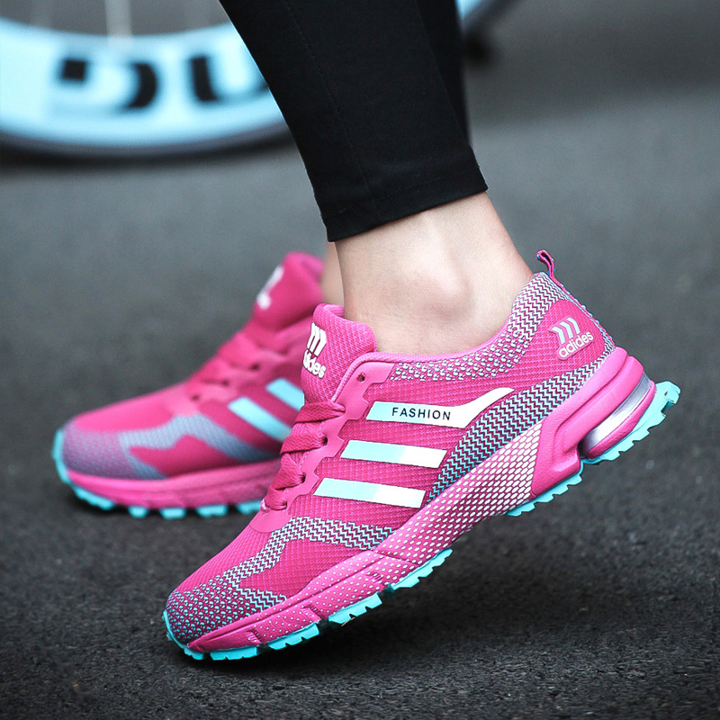 New Woman Casual Shoes Outdoor Walking Breathable Comfortable Shoes for Women Superstar Shoes tenis feminino chaussure