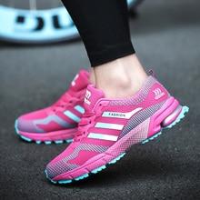 Nouvelle Femme Casual Chaussures de Marche En Plein Air Respirant Confortable Chaussures pour Femmes Superstar Chaussures tenis feminino chaussure femme