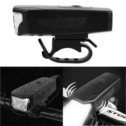 Waterproof Mountain Bicycle Front Head Light Headlight Lamp Torch LED Bike Light