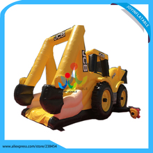 8*3.5*4M New Product Cheap Digger Inflatable Bouncer For Sale, Inflatables Digger Jumping Castle