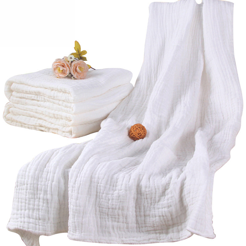 Baby Bath Towel Super Absorbent Towel Medical Cotton