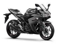Планирует настроить для Yamaha YZF r25 R3 yzfr3 2015 впрыска ABS Пластик мотоциклов обтекателя Kit Кузов yzfr25 15 Y4 черный