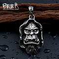 Beier Exclusive Sale Warcraft Gul'Dan pendant  For Man Stainless Steel Unique Hardcore Collection Game Artwork Jewelry BP8-208