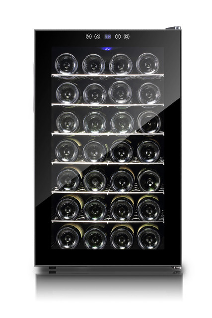 Shentop STI-A78 Thermoelectric refrigerator Wine cooler Wine cellar Semiconductor cooler