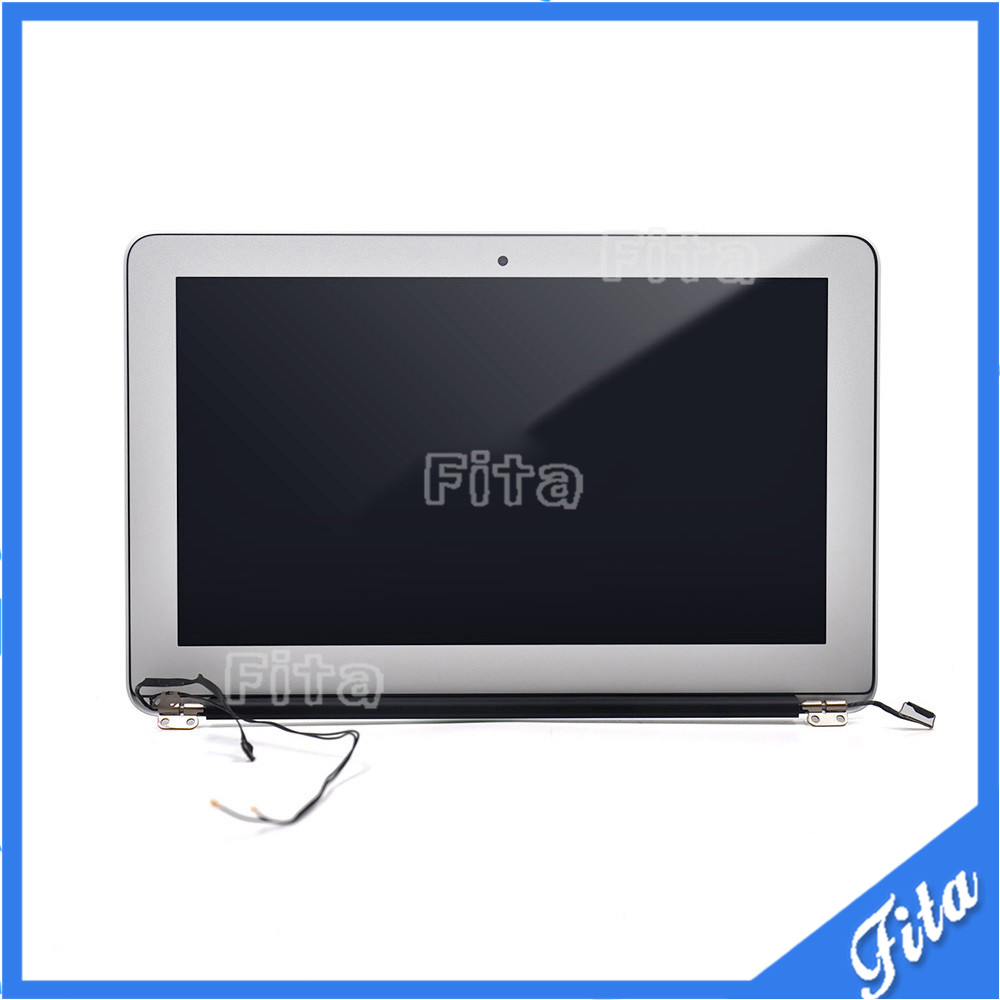 New Screen for MacBook Air 13.3 A1466 LCD Display Assembly 2013 2014 2015 MD760 MJVE2 EMC 2632 EMC2925 new topcase with tr turkish turkey keyboard for macbook air 11 6 a1465 2013 2015 years