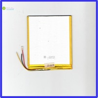 ZhiYuSun Polymer Lithium Ion Battery Li Ion Battery For Tablet Pc 3 7V Chickness 2 1mm
