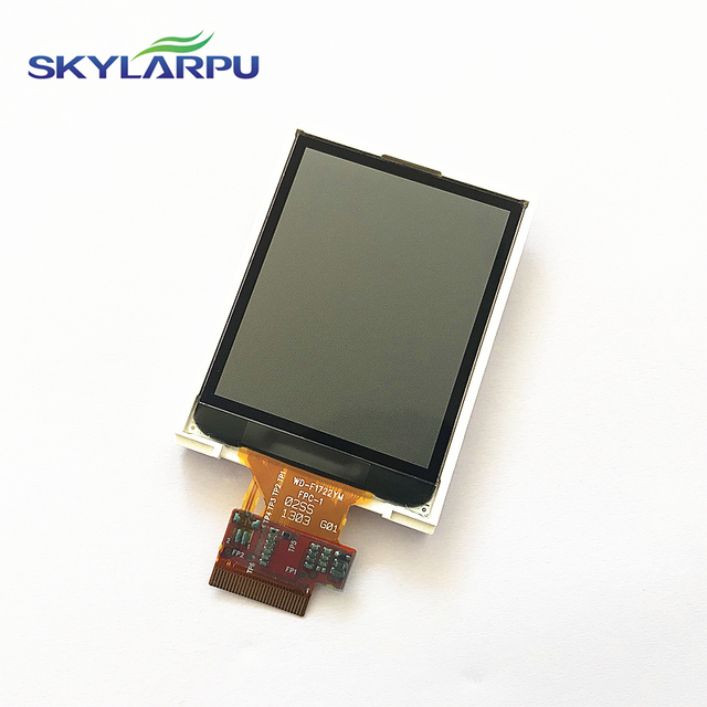 "skylarpu 2.2"" inch TFT LCD screen For GARMIN eTrex 30 Handheld GPS LCD display screen panel Repair replacement Free shipping"