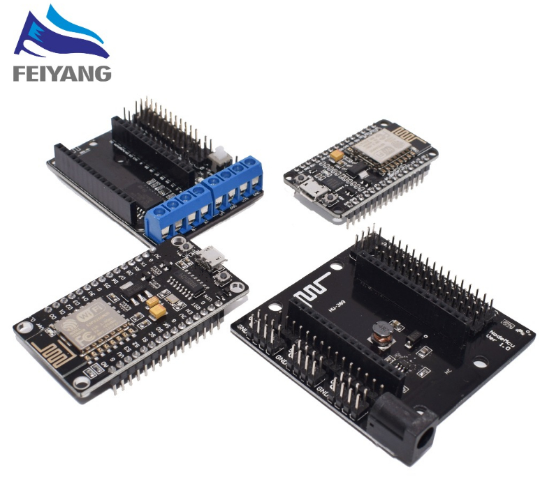 ESP8266 CH340G CH340 G NodeMcu V3 Lua Wireless WIFI Module Connector Development Board CP2102 Based ESP-12E Micro USB