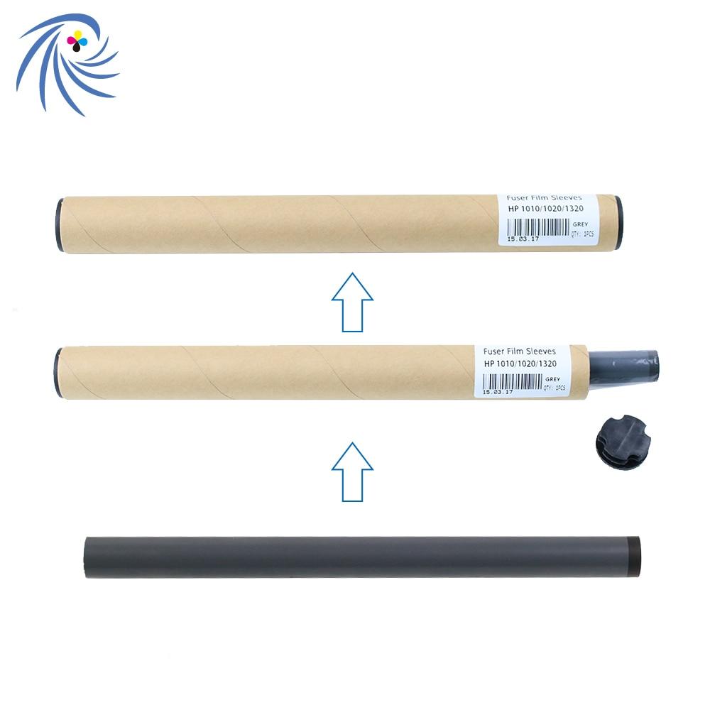 1000 1010 us $11.5  10pcs fuser film sleeve printer teflon sleeve for hp 1000 1010  1015 1020 1050 1022 1150 1160 factory direct supply-in fuser film sleeves