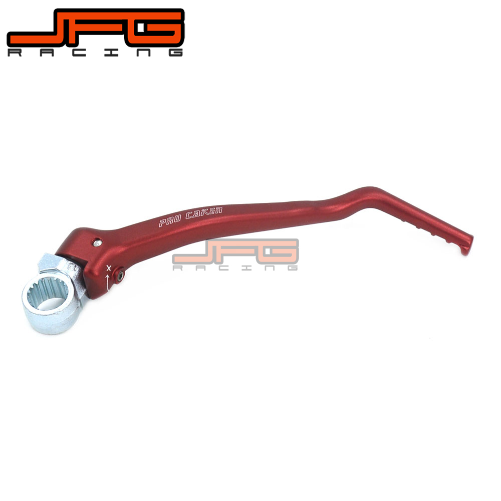 New Forged Kick Start Starter Lever Pedal Arm For HONDA CRF150R CRF150 R 2007 2008 2009 2010 2011 2012 2013 2014 2015 2016 2017