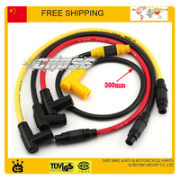 Racing High Performance HP Twin Core Ignition Coil Fit To Dirt Pit Monkey Bike ATV