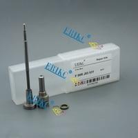 ERIKC repair overhaul kit FOORJ03531 nozzle DLLA145P2270 fuel injector shim O ring part FOOR J03 531 for 0 445 120 297