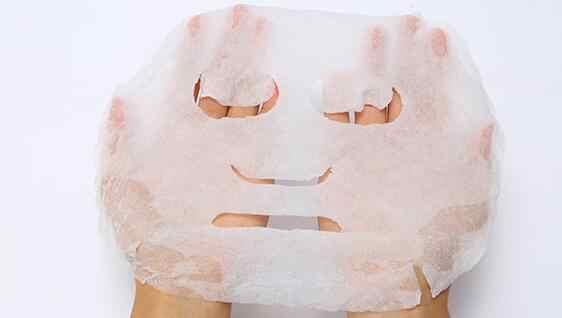 10 pcs مضغوط الوجه المتاح أقنعة ورقة الجلد الرعاية النساء DIY ماكياج الجمال أداة جديد