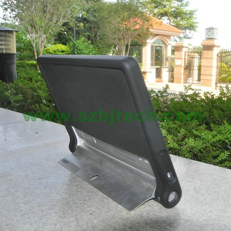 MingShore Kapak Için Lenovo Yoga Tab 2 10.1 1050 Silikon Sağlam - Tablet Aksesuarları - Fotoğraf 2