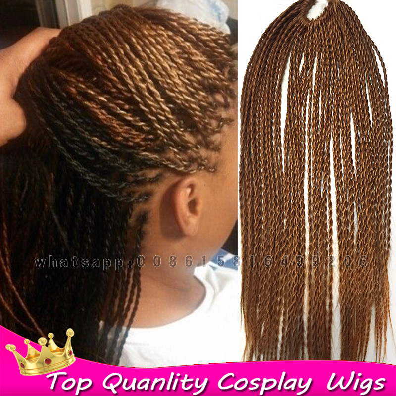 Light Brown Senegalese Twist Www Pixshark Com Images