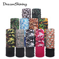 Winter Autumn Fleece Bicycle Multi Functional Bandana Headband Seamless Tubular Magic Bandana Tube Ring Scarf Outdoor Sport