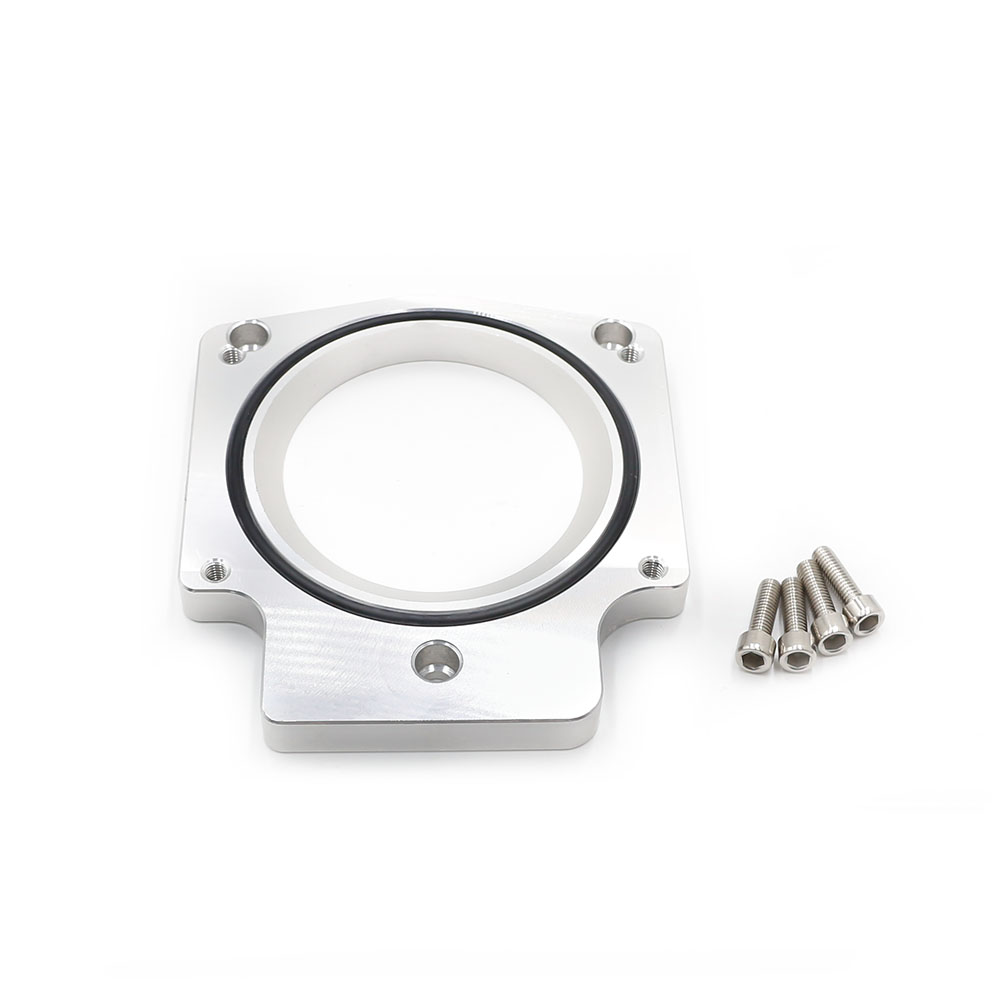 CNSPEED Air Intake Manifold Adapter Plate for 92MM Throttle