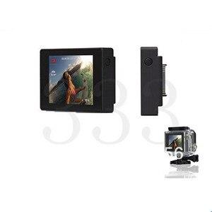 Image 1 - ل Gopro بطل 3 +/4 LCD Bacpac المشاهد رصد شاشة عرض الشاشة الخارجية مع LCD Backdoor الحال بالنسبة Gopro بطل 3 + 4 كاميرا