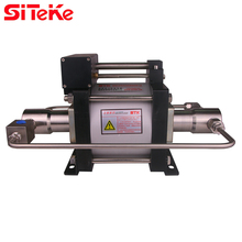SITEKE AT80  Air Driven Liquid Pumps Max Output Pressure664 Bar Gas-liquid booster pump for oil or water applications