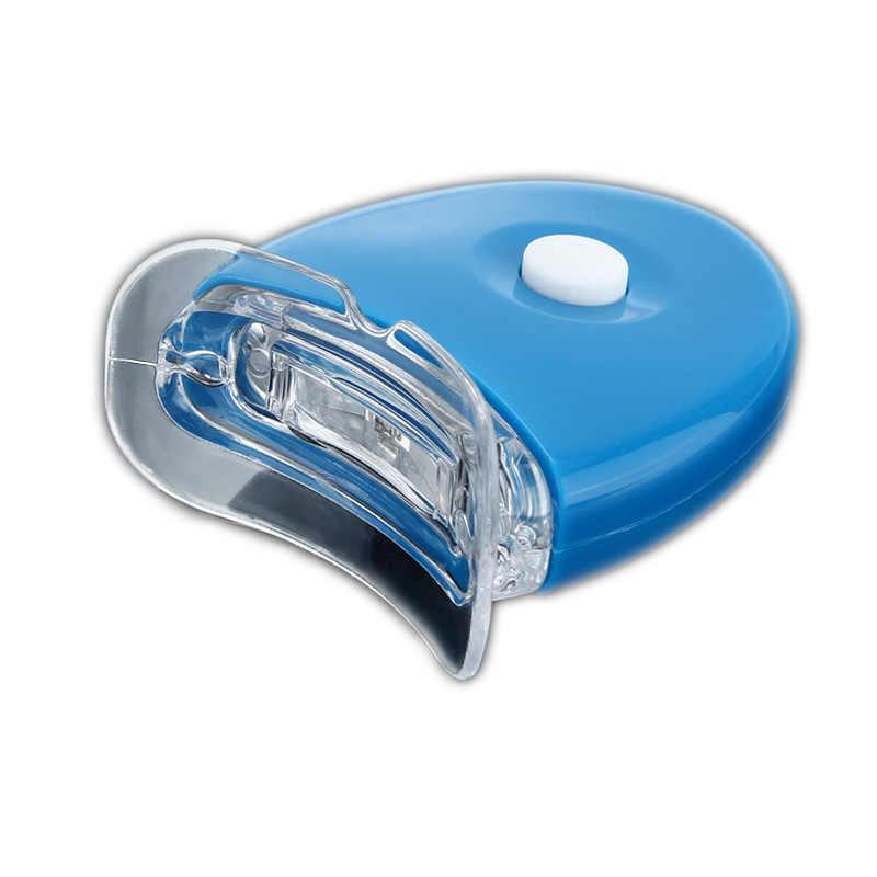 Genkent 치과 치아 미백 치아 화장품 레이저 램프에 대한 푸른 빛 led 표백 치아 가속기 화이트닝