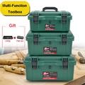 Многофункциональный ящик для инструментов для домашнего обслуживания транспортного средства ручной работы ящик для хранения инструменто...
