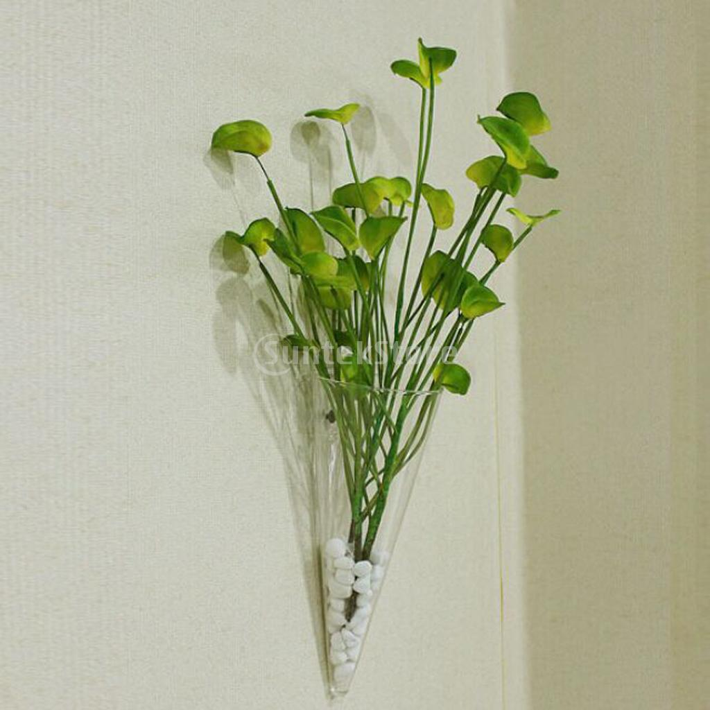 Cone glass vase image collections vases design picture buy glass cone vase and get free shipping on aliexpress reviewsmspy reviewsmspy