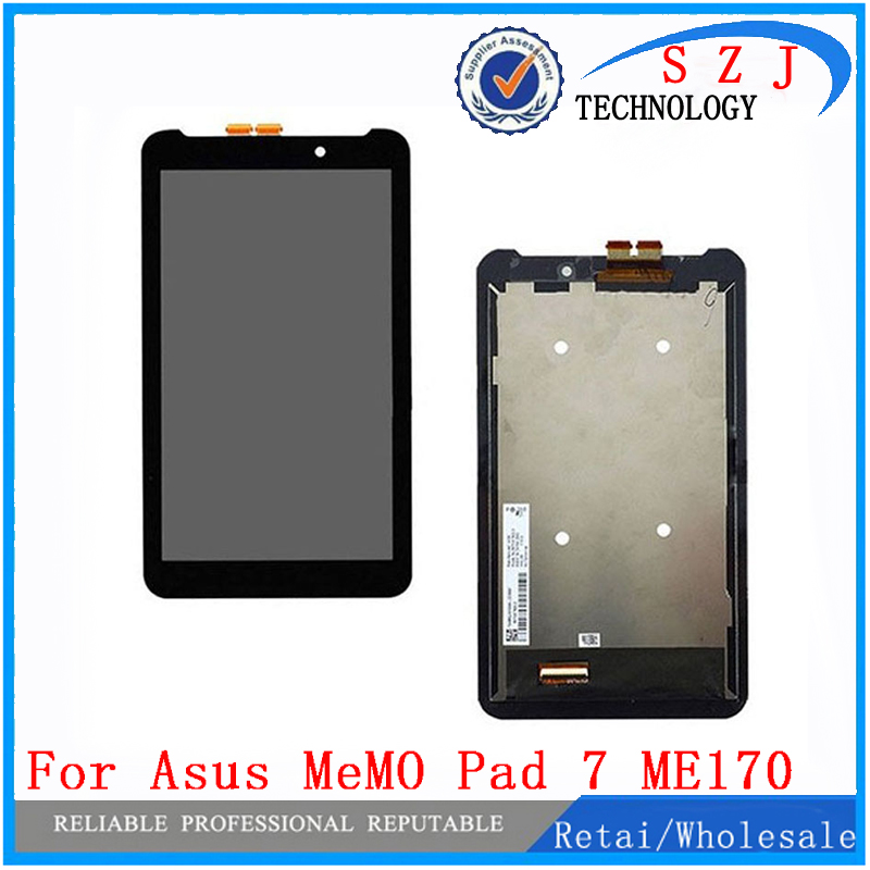 New 7'' inch tablet pc For ASUS Fonepad FE7010CG FE170CG ME170 K012 k017 LCD Display with Touch Screen Digitizer Sensor new 7 inch tablet pc mglctp 701271 authentic touch screen handwriting screen multi point capacitive screen external screen