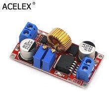 5A DC В DC CC CV литиевая батарея понижающая зарядная плата светодиодный преобразователь питания литиевое зарядное устройство понижающий модуль