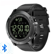 Smart Watch With Bluetooth Fitness Tracker Sport Waterproof Digital Clock Long Standby Time Message Reminder For Ios Android цены онлайн