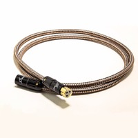 MPS M 9 Silver Plated 99.99997% 6N OCC XLR Balance Cable 3P XLR Male to Female For Hifi Audio DAC DVD CD Amplifier Microphone