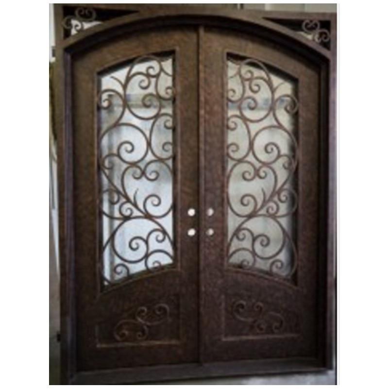 Hench 100% Steels Metal Iron Doors Hc-id 141