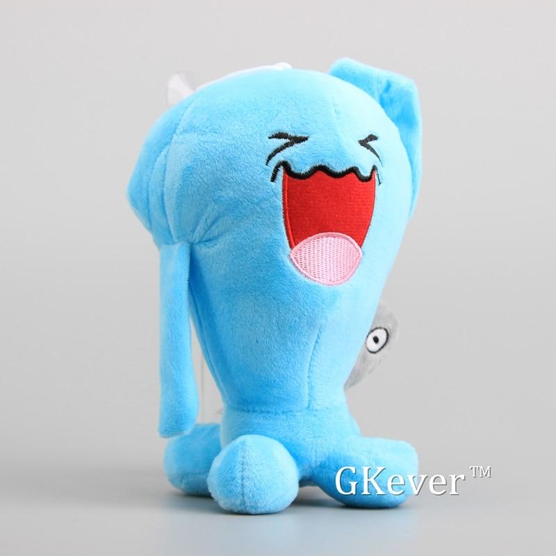 High Quality Wobbuffet Plush Toy Soft Dolls Stuffed Animal 7