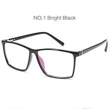 ea25973e2 Imwete شفافة النظارات البصرية إطار النساء الرجال خمر مربع النظارات إطار  واضح عدسة نظارات الأسود الأزرق