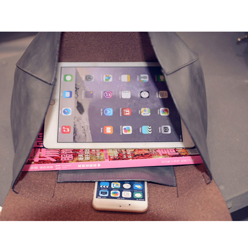 hot Tote Bag Capacidade : a Ipad a Cell Phone a Bunch OF Keys And Other Magazines