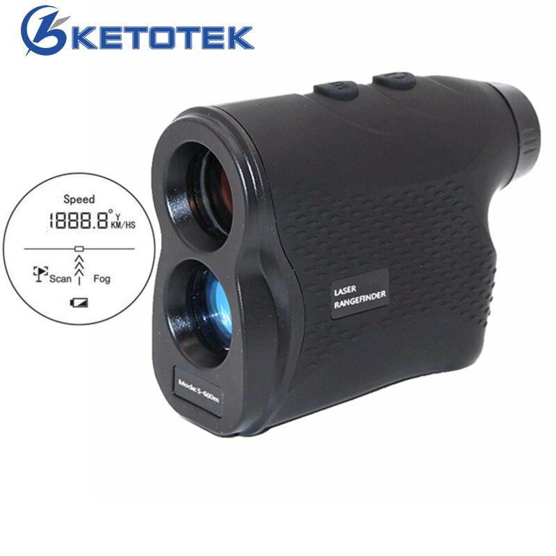 Telescope Laser Rangefinders Distance Meter 6X 600M 900M 1200M Monocular Hunting Golf Laser Range Finder Fog Speed Monitor free delivery children with monocular space telescope 600 50mm