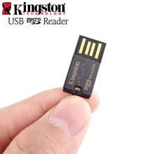 Kingston micro sd kartenleser mini Kartenleser dropship großhandel preis externe microsdhc/sdxc microsd usb tf SD Kartenleser