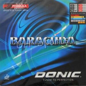 Doonic BARACUDA 12080 #12080 Pips-in ракетка для настольного тенниса с губкой и губкой для настольного тенниса
