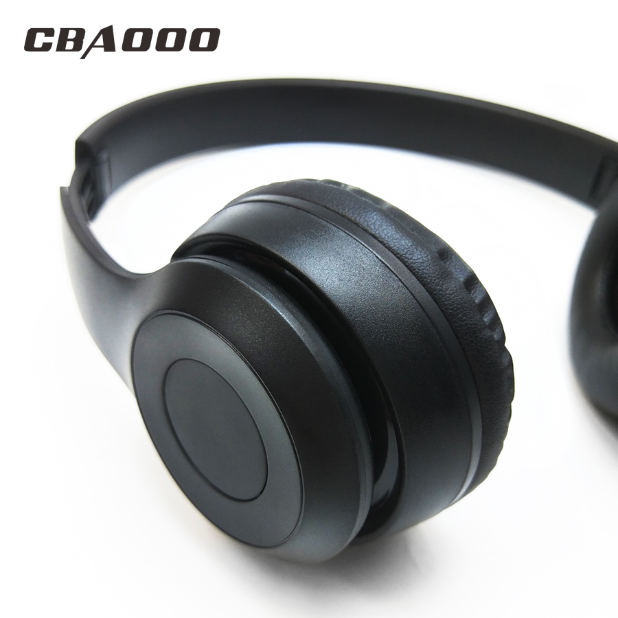 CBAOOO Bluetooth Headphone Wireless Earphone Bluetooth Headset Hi-Fi Subwoofer Stereo with Microphone for ios android