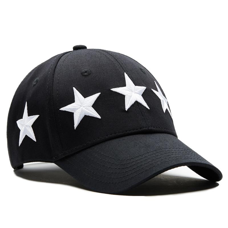 Cotton men s women s Navy baseball cap pentagram snapback Leisure men women  baseball bone hat adjustable baseball caps-in Baseball Caps from Apparel ... eeebb2175f5