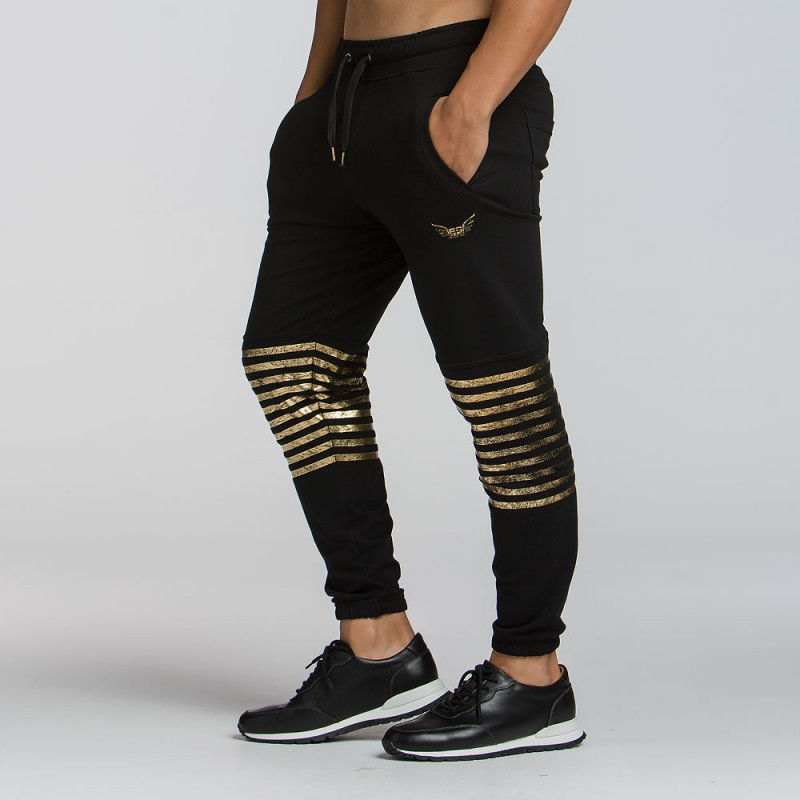 BAODINONG 2018 New Jogger Pants Men Fitness Bodybuilding Gyms Runners Man Workout sportswear Sweatpants Autumn Sweat Trousers