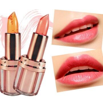 Lippenstift 2017 Temperatur Ändern Farbe Lippenbalsam Wasserdichte Langlebige Transparente Organische Blattgold Feuchtigkeitscreme Lippenstift Balsam Lippen Schönheit & Gesundheit