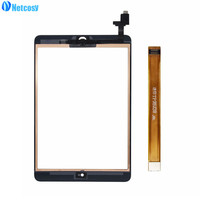 Netcosy Touch Screen Digitizer Panel Home Button IC Conector For Ipad Mini 1 2 A1432 A1454
