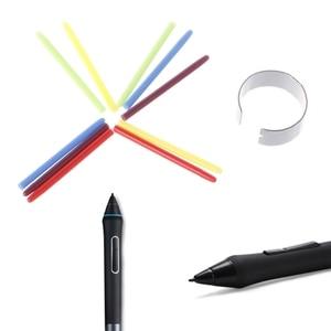 10 шт., графический коврик для рисования, стандартная ручка, стилус для Wacom, Бамбуковая ручка для рисования hyq