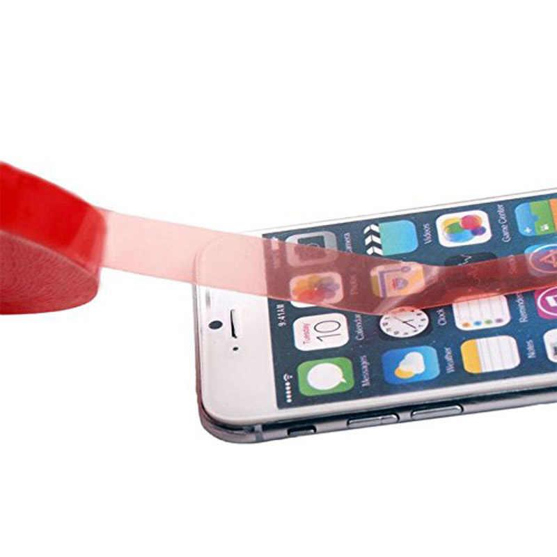 Kit d'outils de réparation d'ouverture d'écran de téléphone portable professionnel 24 en 1 avec pinces tournevis largeur 2mm 25M ruban adhésif Double face