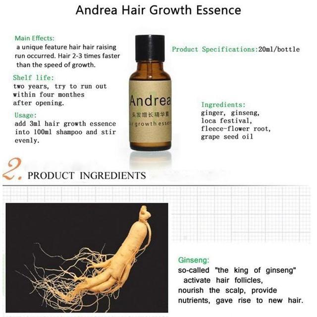 The Organic Hair Growth Essence