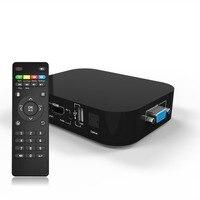 portable Mini Full HD 1080P Media Player Secure Digital/MMC MKV USB VGA flash drive for 2TB External Hard Drive UK Plug