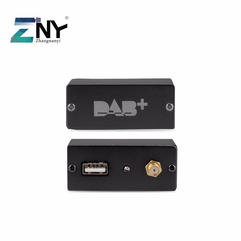Universal DAB+ USB Dongle With Antenna For After Market Android Auto Player 4.4 5.1 6.0 7.1 DAB+ App Ready For Europe Australia