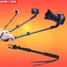 On sale Yunteng 188 Monopod All Digital SLR DSLR Cameras Smartphone Mobile Cell Phones Portable Extendable Handheld Telescopic Monopod